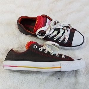 Converse All Star Multi Colors Multi colored laces